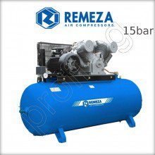 Компресор бутален 500L 15bar REMEZA ЛИЗИНГ